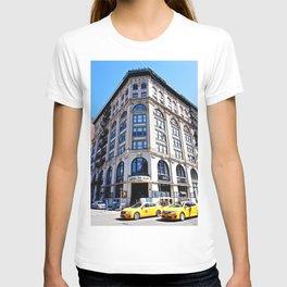 SoHo New York City Street T-shirt