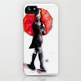 Umbrella iPhone Case
