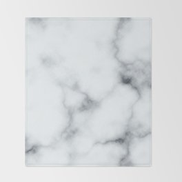 Marble Throw Blanket