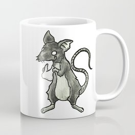 Dirty Rat bloody Teeth Coffee Mug