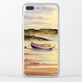 Mull Of Kintyre Scotland Clear iPhone Case