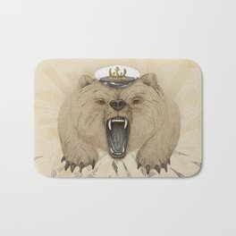 Roar of the Bear Bath Mat