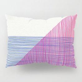 Line Art 2 Pillow Sham