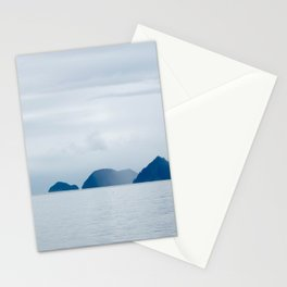 Mountains in the Mist Stationery Cards
