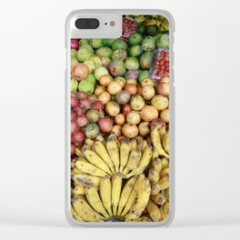 fruitsicles Clear iPhone Case