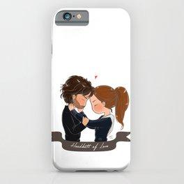 Headbutt of love iPhone Case