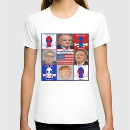 DC Radioactive Toxic Waste T-shirt