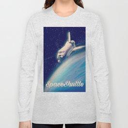 The Space Shuttle Long Sleeve T-shirt
