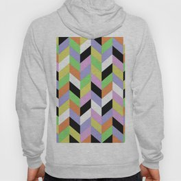Stacked Colour Hoody