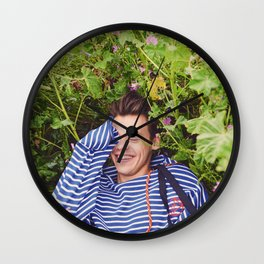 HS Another Man Wall Clock