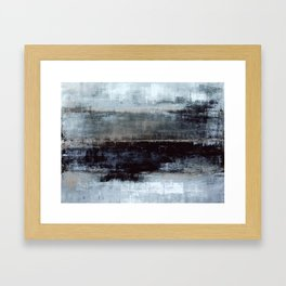Exaggerated Framed Art Print