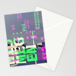 GLITCH CITY #63: Nijmegen Stationery Cards