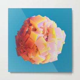 Sphere 17 Metal Print