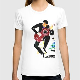 Spanish Interlude      by Kay Lipton T-shirt