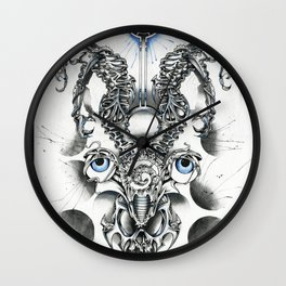 Alpha And Omega Kingdom Come Wall Clock
