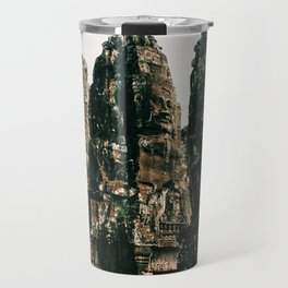 TRANSCENDENCE // The Bayon, Siem Reap, Cambodia Travel Mug