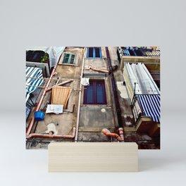 PALERMO SHOOTING SOUND Mini Art Print