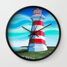 Brier's Light Wall Clock
