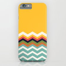 Retro Chevrons iPhone 6s Slim Case