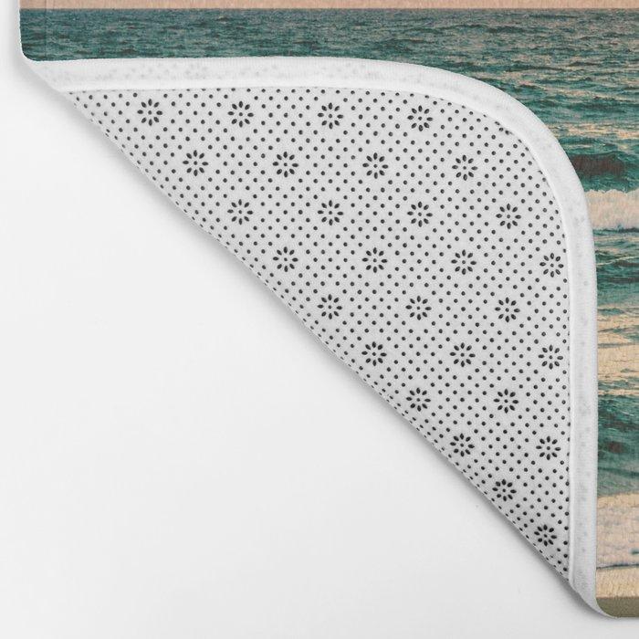 Escape to Paradise Bath Mat