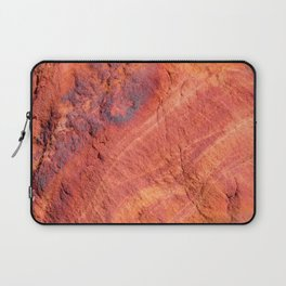Natural Sandstone Art - Valley of Fire Laptop Sleeve