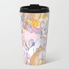 Fancy Rat Pattern Travel Mug