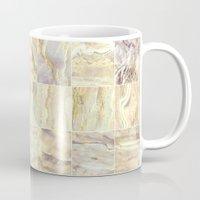 mosaic Mugs featuring Mosaic by Santo Sagese