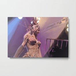 Emilie Autumn Metal Print