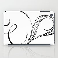 cassia beck iPad Cases featuring Cassia Kalkora by Jennifer Broderick