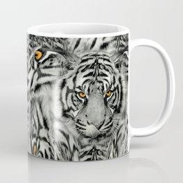 TIGER PAW-TRAIT Coffee Mug