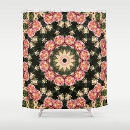 Joey Kaleidoscope Shower Curtain