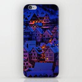 clasic architecture city iPhone Skin