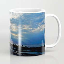 Parting of the Clouds Coffee Mug