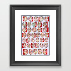 Board Approval Committee - The Madison - Framed Art Print