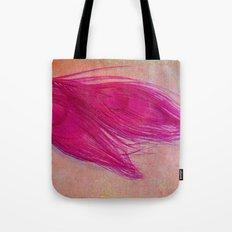 Vintage Pink Tote Bag