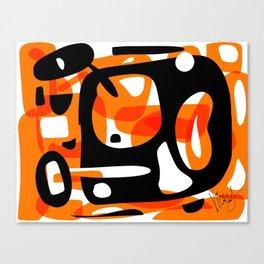SPEACH Canvas Print