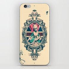 Bourgeoisie Woman iPhone & iPod Skin