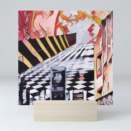 Abstract 50 #3 Mini Art Print