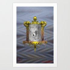 Misperception Art Print