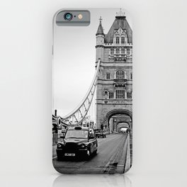 London ... Tower Bridge II iPhone Case