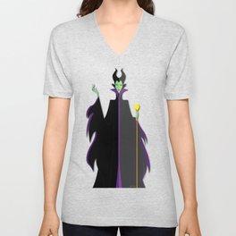 Origami - Mistress of All Evil Unisex V-Neck