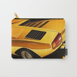 1974 Lamborghini Countach LP400 Carry-All Pouch