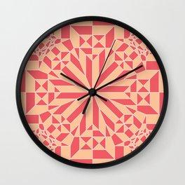 Cherry Tank Wall Clock