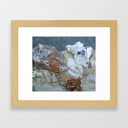 Stones together Framed Art Print