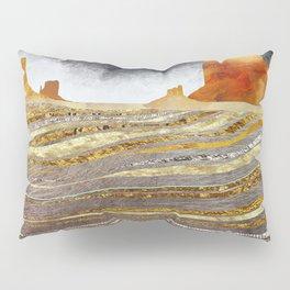 Metallic Desert Pillow Sham