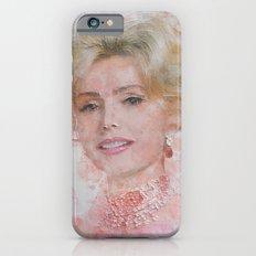 Zsa Zsa Gabor iPhone 6s Slim Case