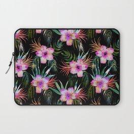Honolua Tropic Black Laptop Sleeve