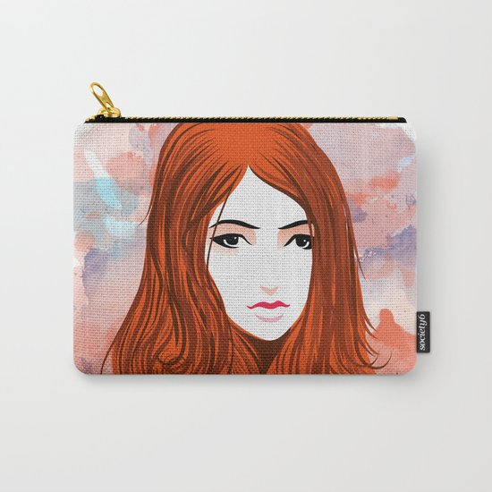Emotion Girls Carry-All Pouch