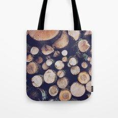 firewood no. 1 Tote Bag