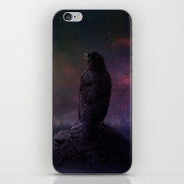 Dark Feather iPhone Skin